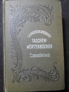 náhled knihy - Langenscheidt Taschen-wörterbücher - Französisch
