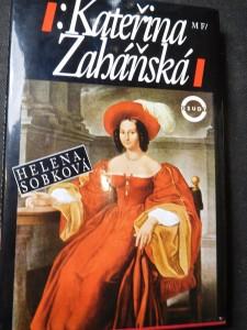 náhled knihy - Kateřina Zaháňská