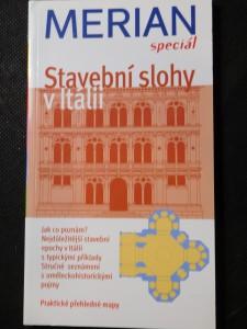 náhled knihy - Stavební slohy v Itálii