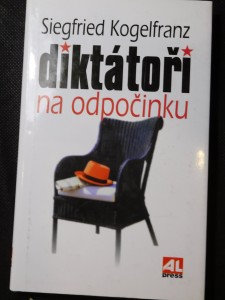 náhled knihy - Diktátoři na odpočinku