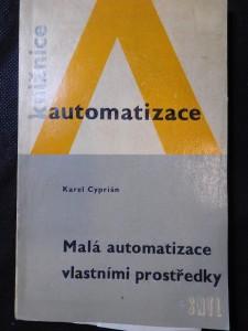 náhled knihy - Malá automatizace vlastními prostředky