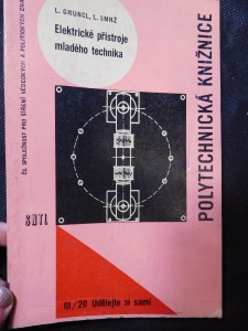 náhled knihy - Elektrické přístroje mladého technika