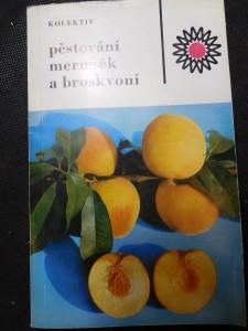 náhled knihy - Pěstování meruněk a broskvoní