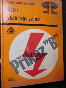 náhled knihy - Údržba elektrických zařízení : Prozatímní učeb. text pro 3. roč. učeb. oboru provozní elektromontér