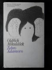 náhled knihy - Žebro Adamovo : verše z let 1971-1973 a starší inspirace