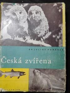 náhled knihy - Česká zvířena