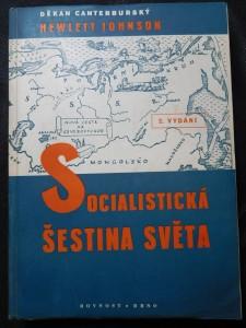 náhled knihy - Socialistická šestina světa