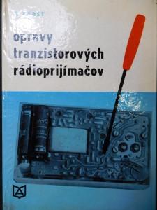 náhled knihy - Opravy tranzistorových radioprijímačov