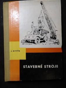 náhled knihy - Stavebné stroje