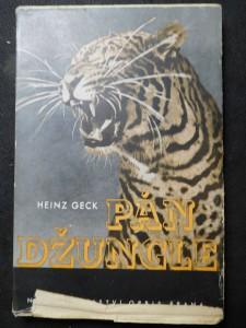 náhled knihy - Pán džungle : Tygr a lidé v Insulindě