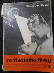 náhled knihy - Ze životního filmu. II