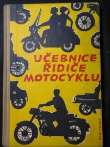 náhled knihy - Učebnice řidiče motocyklu