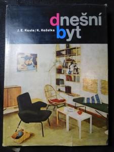 náhled knihy - Dnešní byt