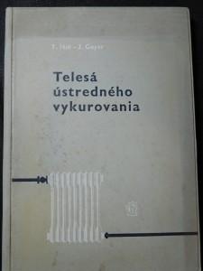 náhled knihy - Telesá ústredného vykurovania