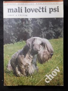 náhled knihy - Malí lovečtí psi : chov a výcvik