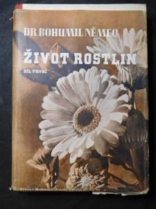 náhled knihy - Život rostlin. Díl I