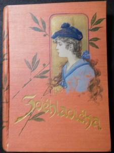 náhled knihy - Svéhlavička babičkou : dívčí román