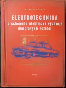 náhled knihy - Elektrotechnika a schémata elektrické výzbroje motorových vozidel