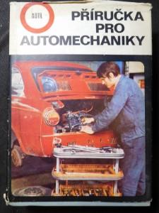 náhled knihy - Příručka pro automechaniky