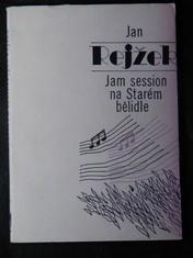 náhled knihy - Jam session na Starém bělidle : sbírka básní