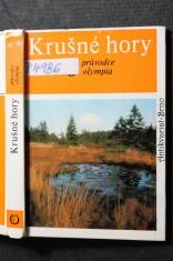 náhled knihy - Krušné hory a západočeská lázeňská oblast : Průvodce