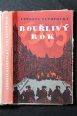náhled knihy - Bouřlivý rok : [1905] : Román