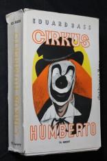 náhled knihy - Cirkus Humberto : román