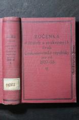 náhled knihy - Ročenka státních a soukromých drah Československé republiky