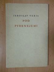 náhled knihy - Pod Pyrenejemi