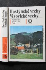náhled knihy - Hostýnské vrchy ; Vizovické vrchy