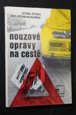 náhled knihy - Nouzové opravy na cestě