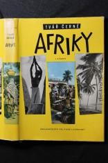 náhled knihy - Tvář Černé Afriky