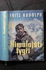 náhled knihy - Himálajští tygři : Boj o střechu světa
