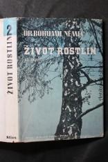 náhled knihy - Život rostlin. Díl II