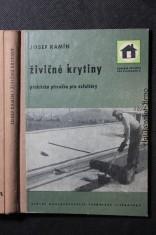 náhled knihy - Živičné krytiny : Praktická příručka pro asfaltéry