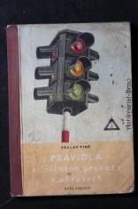 náhled knihy - Pravidla silničního provozu v obrazech