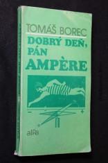 náhled knihy - Dobrý deň, pán Ampére