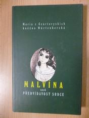 náhled knihy - Malvína aneb předvídavost srdce