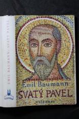 náhled knihy - Svatý Pavel