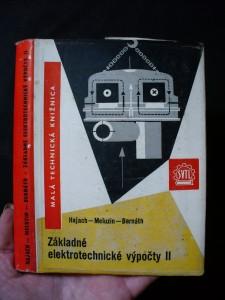 náhled knihy - Základné elektrotechnické výpočty. 2. diel