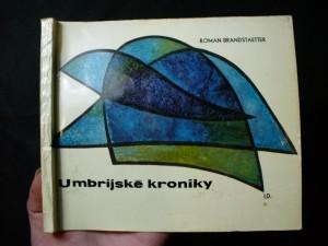 náhled knihy - Umbrijské kroniky