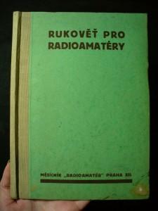 náhled knihy - Rukověť pro radioamatery