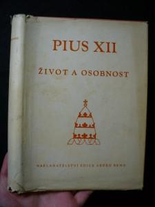 náhled knihy - Pius XII. : Život a osobnost