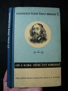 náhled knihy - Věčně živý Komenský