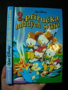 náhled knihy - 2. příručka mladých svišťů