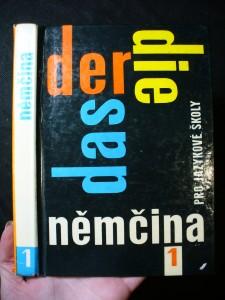 náhled knihy - Němčina pro jazykové školy I