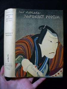 náhled knihy - Japonský podzim : Zlomky života