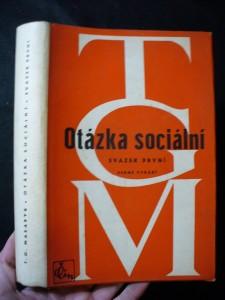 náhled knihy - Otázka sociální : základy marxismu filosofické a sociologické. Sv. 1