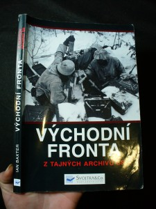 náhled knihy - Východní fronta: tajné archivy SS