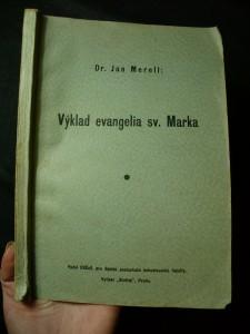 náhled knihy - Výklad evangelia sv. Marka